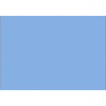 """Foam 9X12"""" (10 Pack) Sky Blue"""