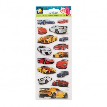 Fun Stickers - Cars
