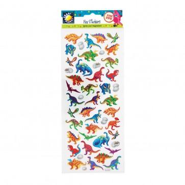 Fun Stickers - Dinosaurs