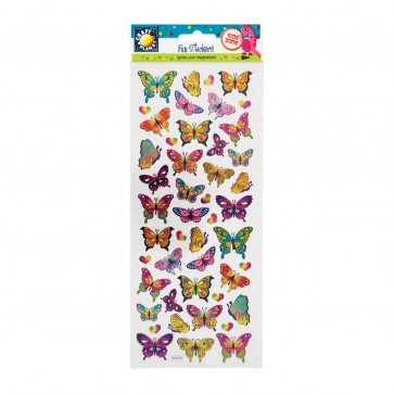 Fun Stickers - Butterflies