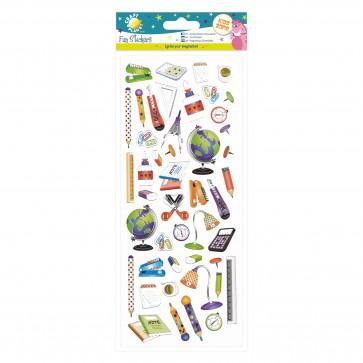 Fun Stickers - School