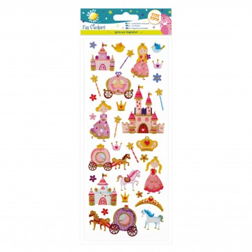 Fun Stickers - Princess
