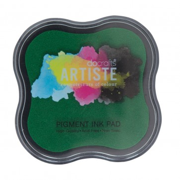 Pigment Ink Pad - Green
