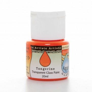 Glass Paint (20ml) - Aquaglass - Tangerine
