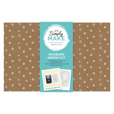 Newborn Handprint Kit - Simply Make