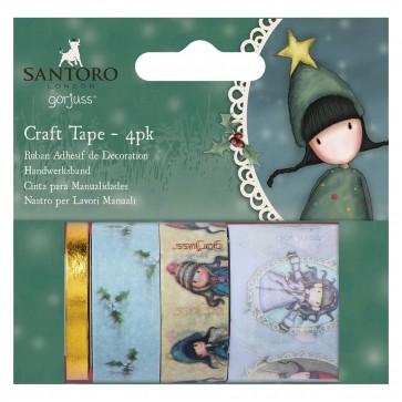 Craft Tape (4pk) - Santoro
