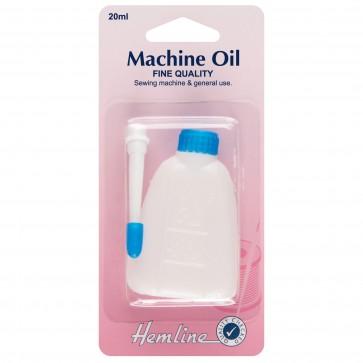 Machine Oil 20ml (3/4 fl oz)