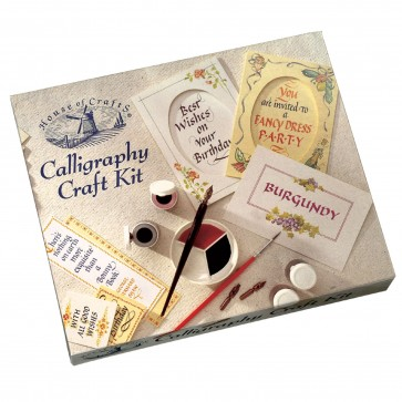 Calligraphy Craft Kit
