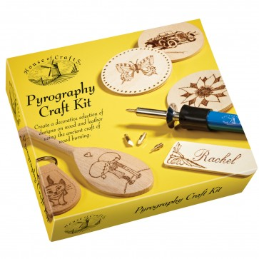 Pyrography Craft Kit