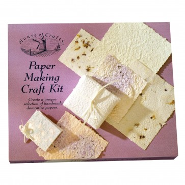 Paper Making Craft Kit