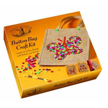 Button Bag Craft Kit