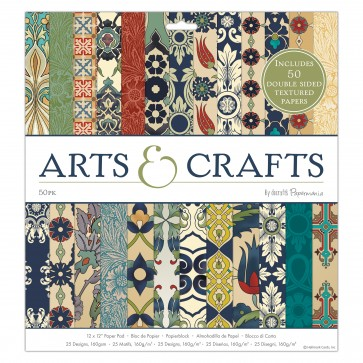 "12 x 12"" Paper Pad (50pk) - Arts & Crafts"