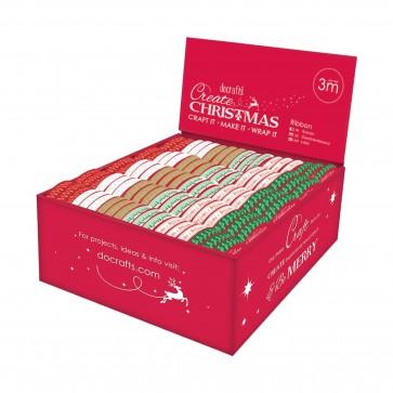 Christmas Ribbon Dispenser (180pcs)