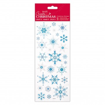 Luxury Stickers - Snowflakes