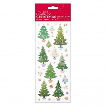 Luxury Stickers - Christmas Trees