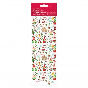 Christmas Stickers - Lapland