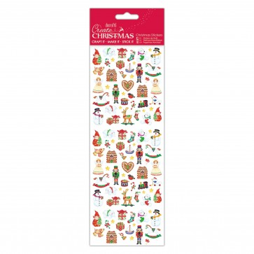 Christmas Stickers - Christmas Toys
