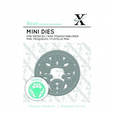 Mini Die - Zodiac Sign - Taurus