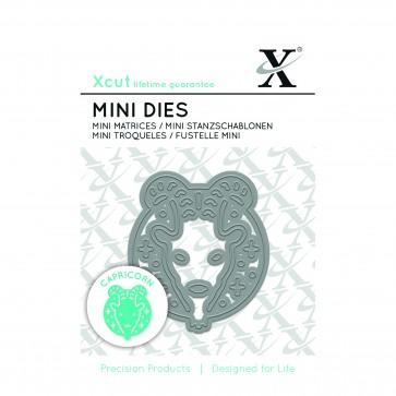 Mini Die - Zodiac Sign - Capricorn