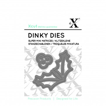 Dinky Die - Sprig of Holly