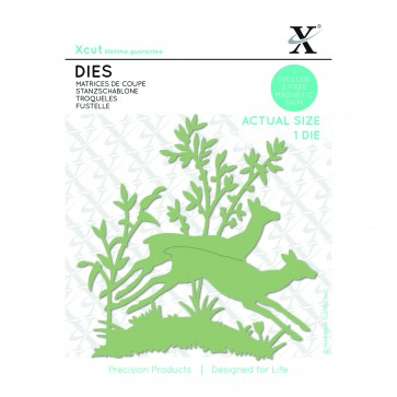 Dies (1pc) - Leaping Fawns