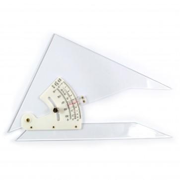 Adjustable Set Square 25cm