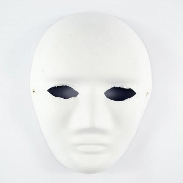 Mask White 18 x 24cm Full Face