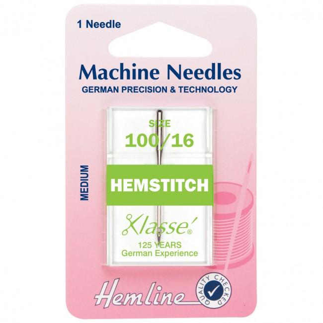 hemstitch machine
