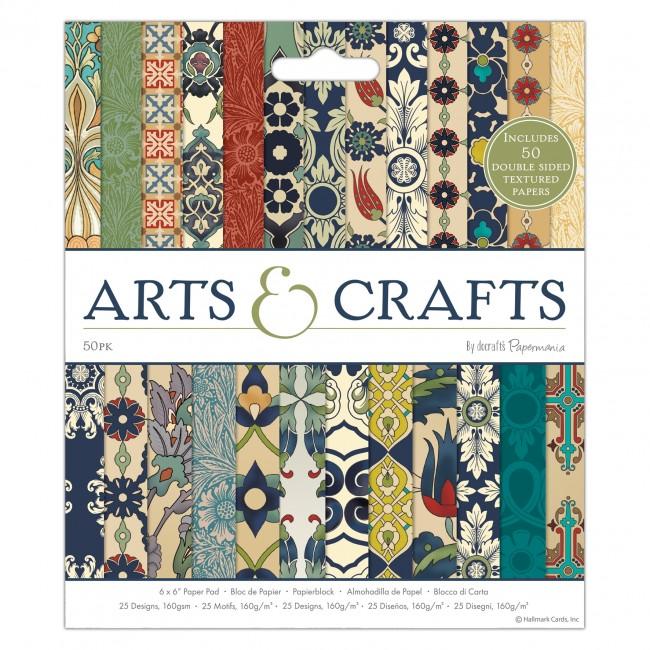 6 X 6 Paper Pad 50pk Arts Crafts Wholesale Art Craft Haberdashery Supplies To The Trade Allcraft