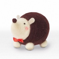 Needle Felting Kit - Simply Make - Hedgehog