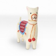 Needle Felting Kit - Simply Make - Llama