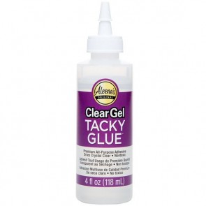 Clear Gel Tacky Glue 118ml