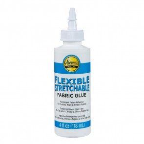 Flexible Stretchable Fabric Glue 118ml