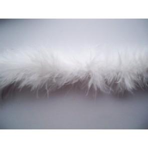 Marabou Boa 50g White (10 Metres)