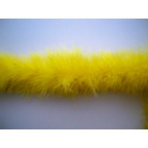 Marabou Boa 50g Yellow (10 Metres)