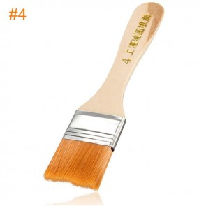 Golden Taklon Large Area Brush 4 / 25mm