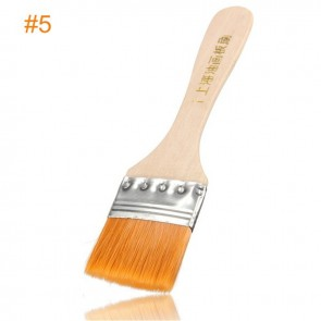 Golden Taklon Large Area Brush 5 / 30mm