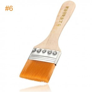Golden Taklon Large Area Brush 6 / 35mm