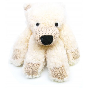 Wendy Four Legged Friends Bear Scarf Kit 2137 Polar