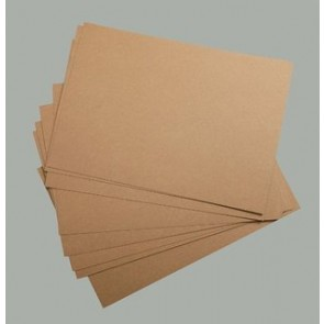 Kraft Card Natural A4 230gsm (10 Pack)