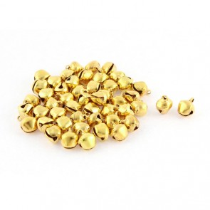 Bells Jingle 8mm (20 Pack) Gold