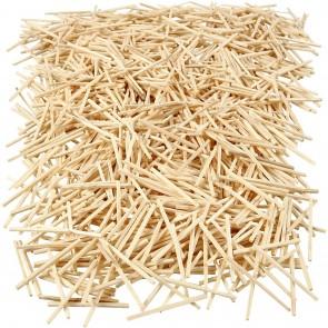 Matchsticks Natural 23kg (230,000+ Pieces)
