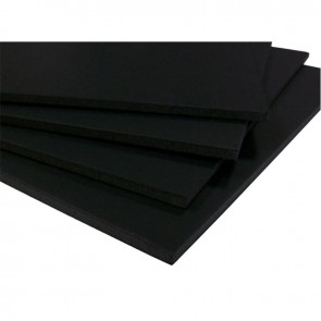 Foamboard 5mm Black A2