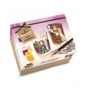 Start a Craft - Glass Painting Kit