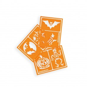 Halloween Stencils - Set of 6