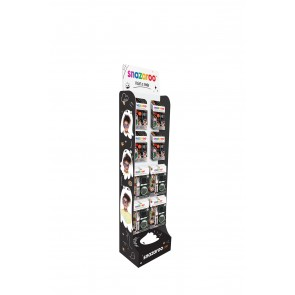 Snazaroo Floor Standing Display Unit Halloween Version 2
