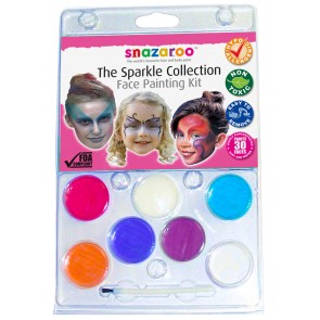 Face Paint Kit Sparkle
