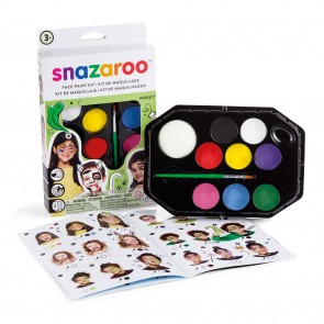 Face Paint Kit Rainbow