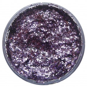 Glitter Gel 12ml Lavendar