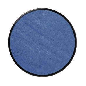 Metallic Face Paint 18ml Electric Blue